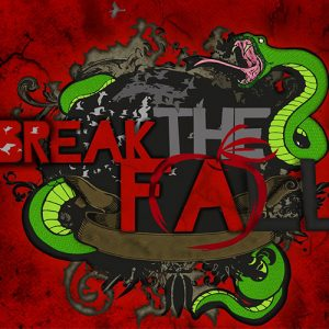Break the Fall EP Cover