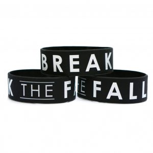 Break the Fall Wrist Band